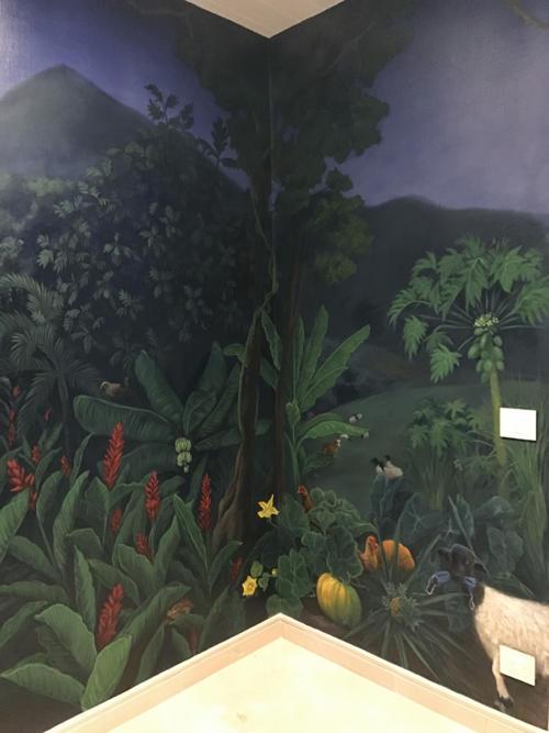 Rainforest and Farmland corner